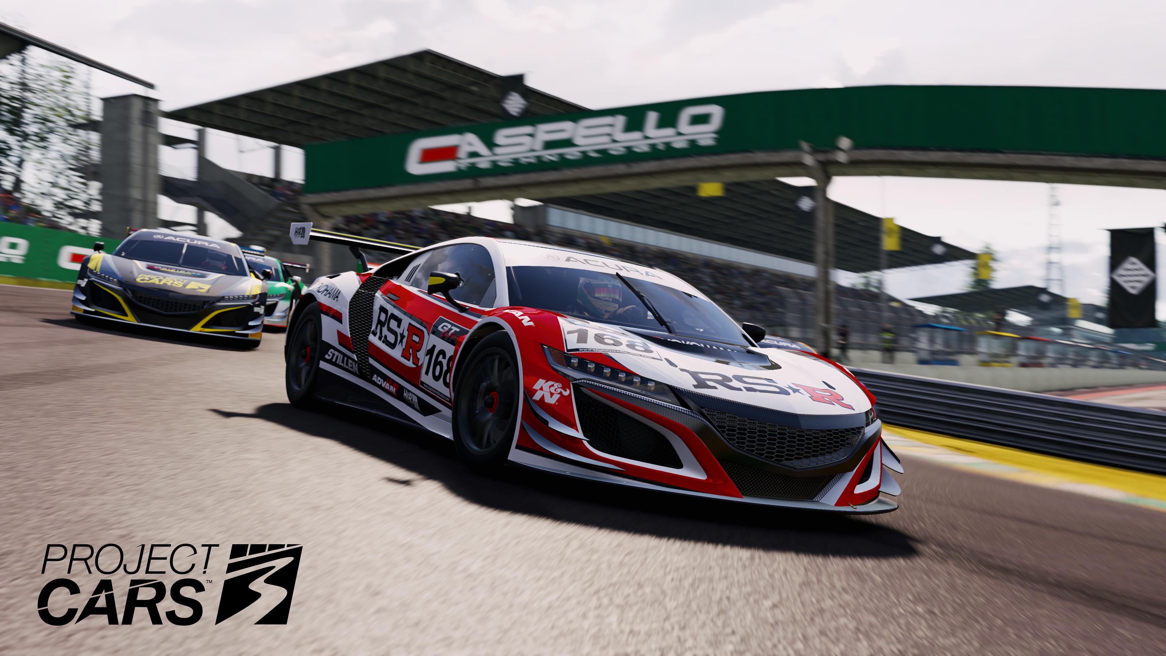 Project Cars 3 se luce en nuevas y detalladas imágenes de algunos ...