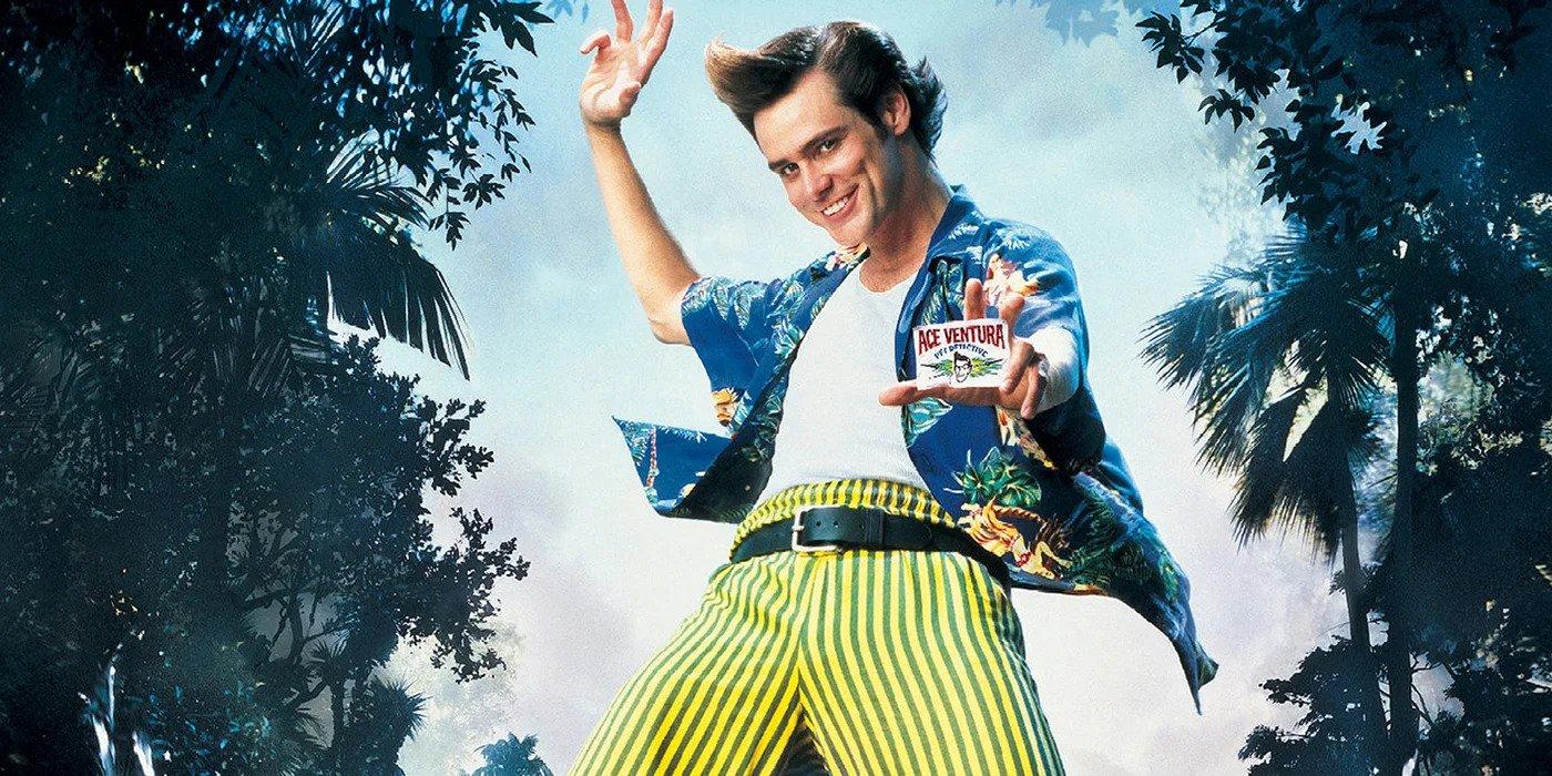 Si esta figura de acción de Ace Ventura no ha vuelto en 5 minutos...  ¡Esperad un poco más! - HobbyConsolas Entretenimiento