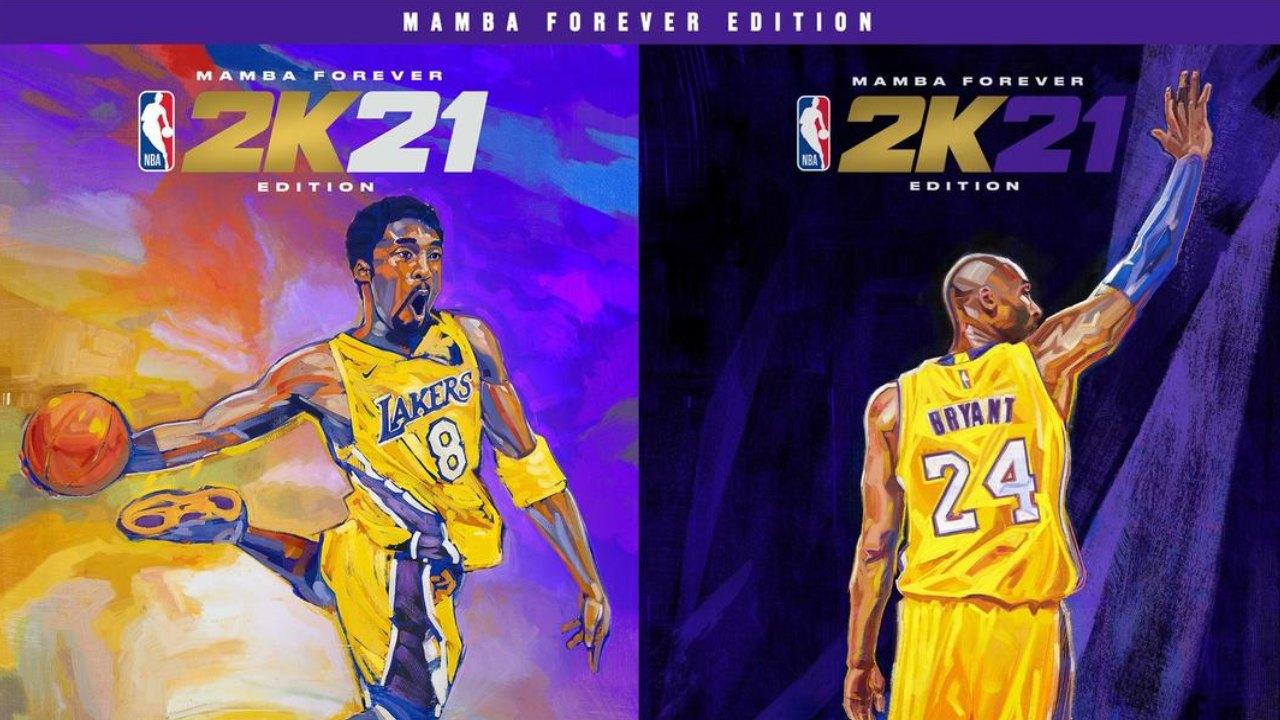 Anunciada la edición NBA 2K21 Mamba Forever, fecha de lanzamiento ...