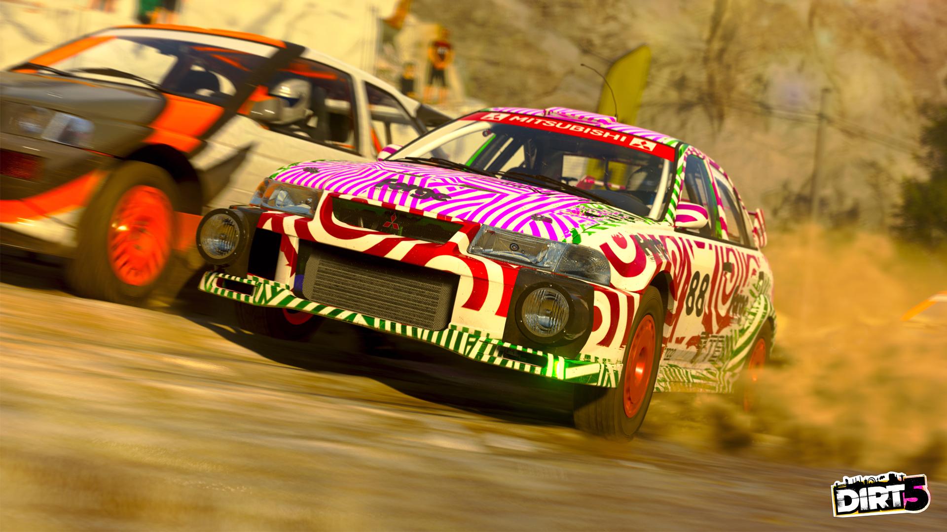 Dirt 5 muestra una enorme tormenta de arena en un nuevo gameplay -  HobbyConsolas Juegos