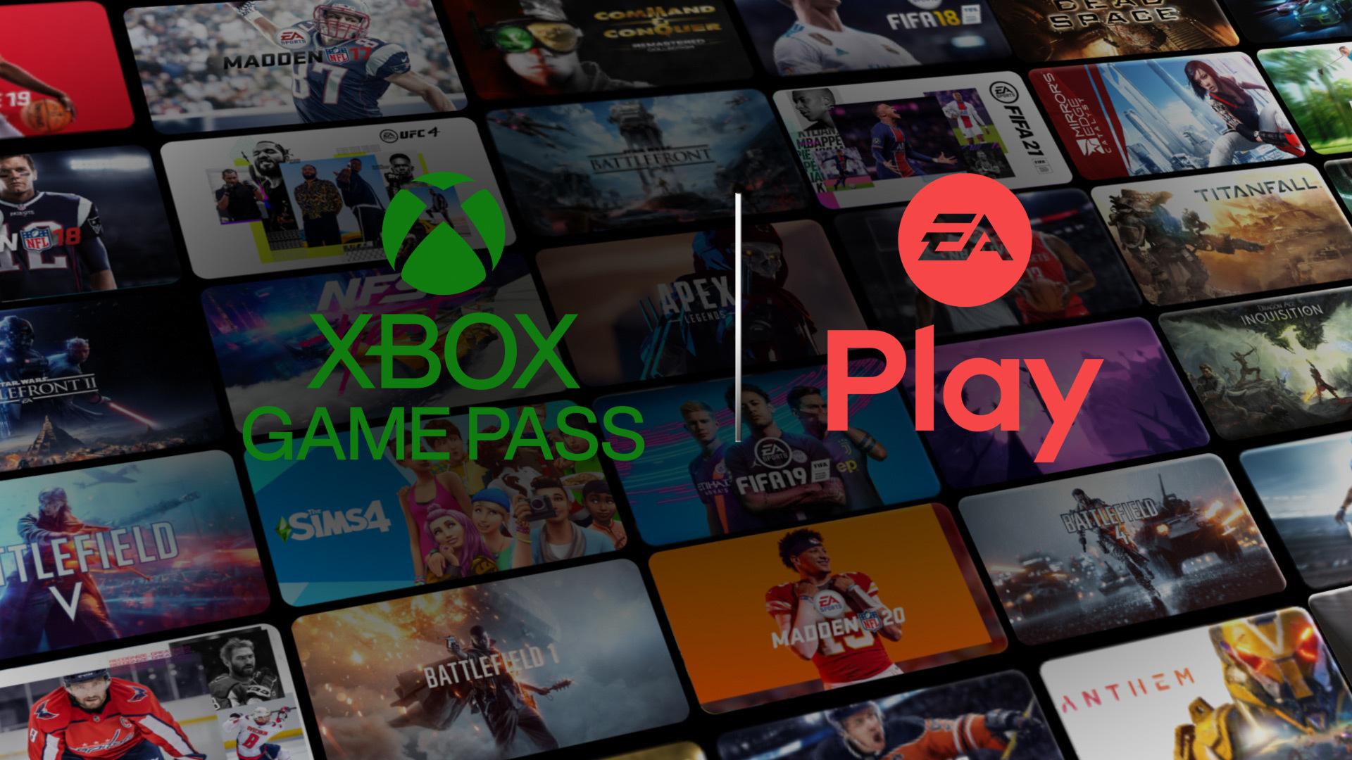 Obtén EA Play con tu Xbox Game Pass sin costo adicional