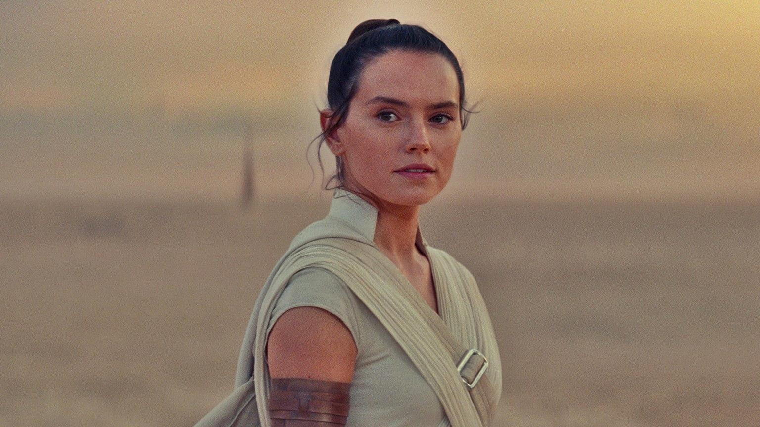 Una popular teoría fan sobre Rey en Star Wars casi se hizo realidad, según Daisy Ridley - HobbyConsolas Entretenimiento
