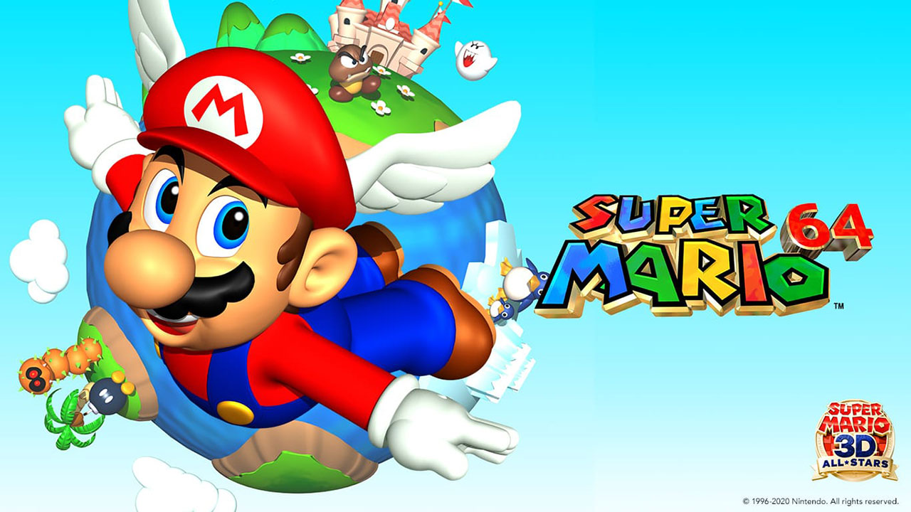 Cómo conseguir las 120 estrellas en Super Mario 64 de Super Mario 3D  All-Stars - HobbyConsolas Juegos