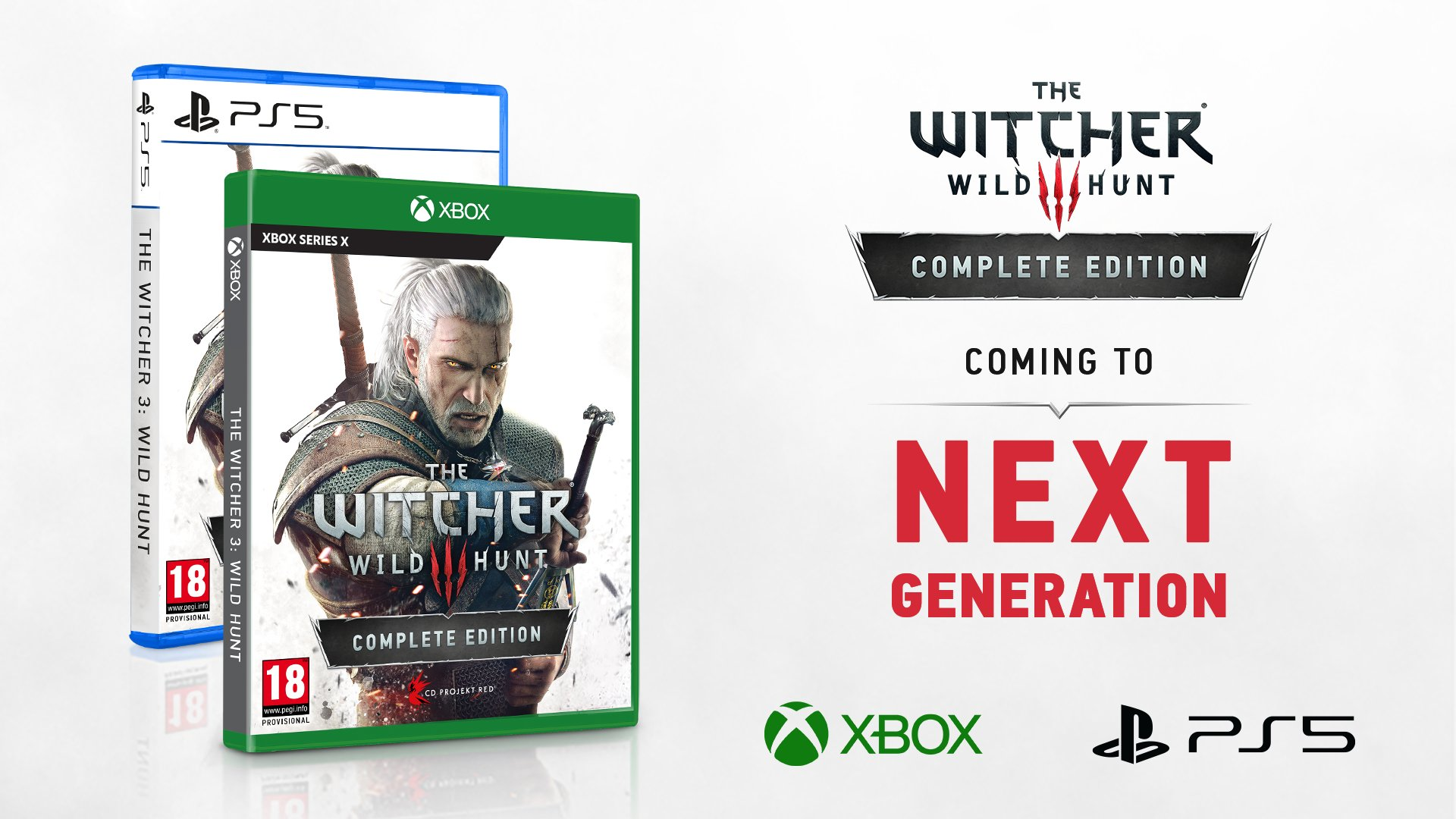 The Witcher 3 llegará a PlayStation 5 y Xbox Series X en la segunda mitad  de 2021 - HobbyConsolas Juegos