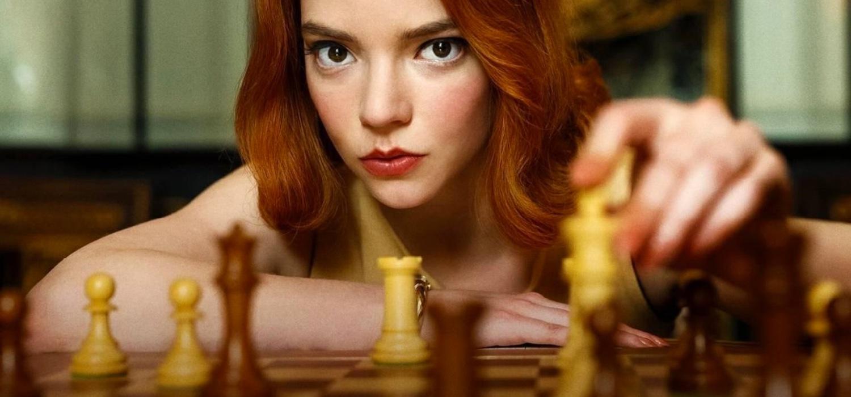 Serie Gambito de dama