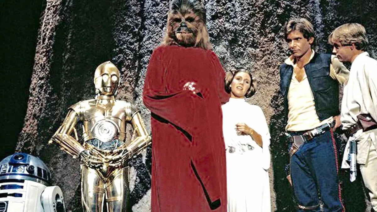 Star Wars Star Wars Day The Star Wars Holiday Special