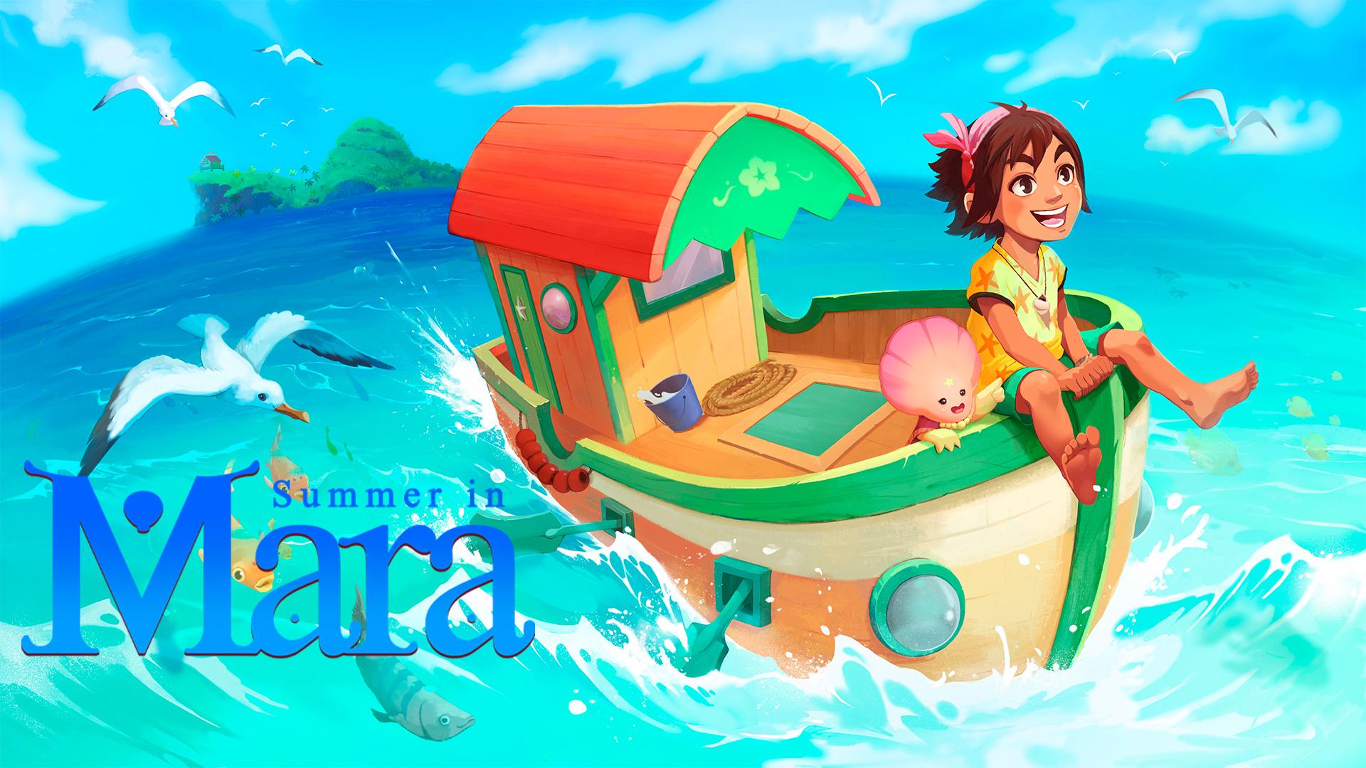 Análisis Summer in Mara para PS4 Uno de los mejores juegos españoles del año - HobbyConsolas Juegos