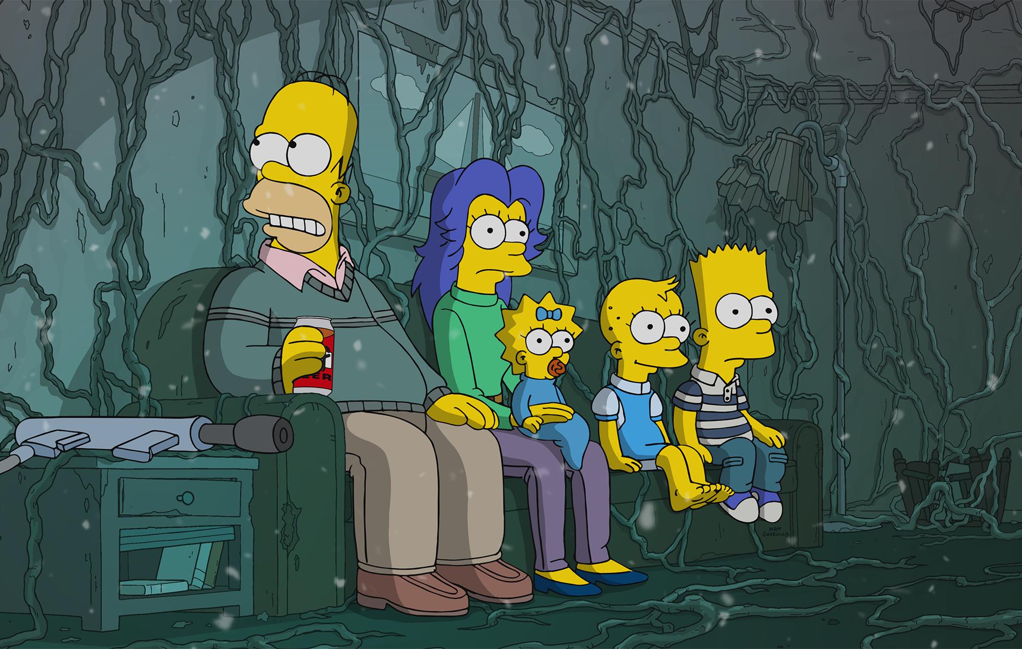 Crítica De Los Simpson Temporada 31 Ya Disponible Al Completo En Disney Plus Hobbyconsolas Entretenimiento