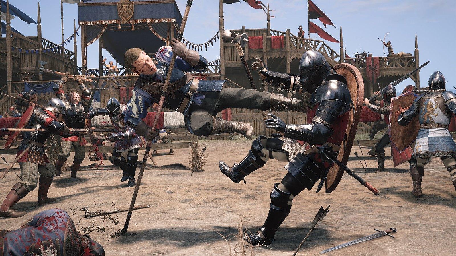 Chivalry 2 tendrá beta cerrada en PS4 y PS5 la semana que viene, te  contamos los detalles - HobbyConsolas Juegos