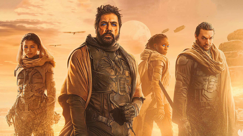Os explicamos por qué el póster de Dune con Zendaya se ha hecho viral -  HobbyConsolas Entretenimiento