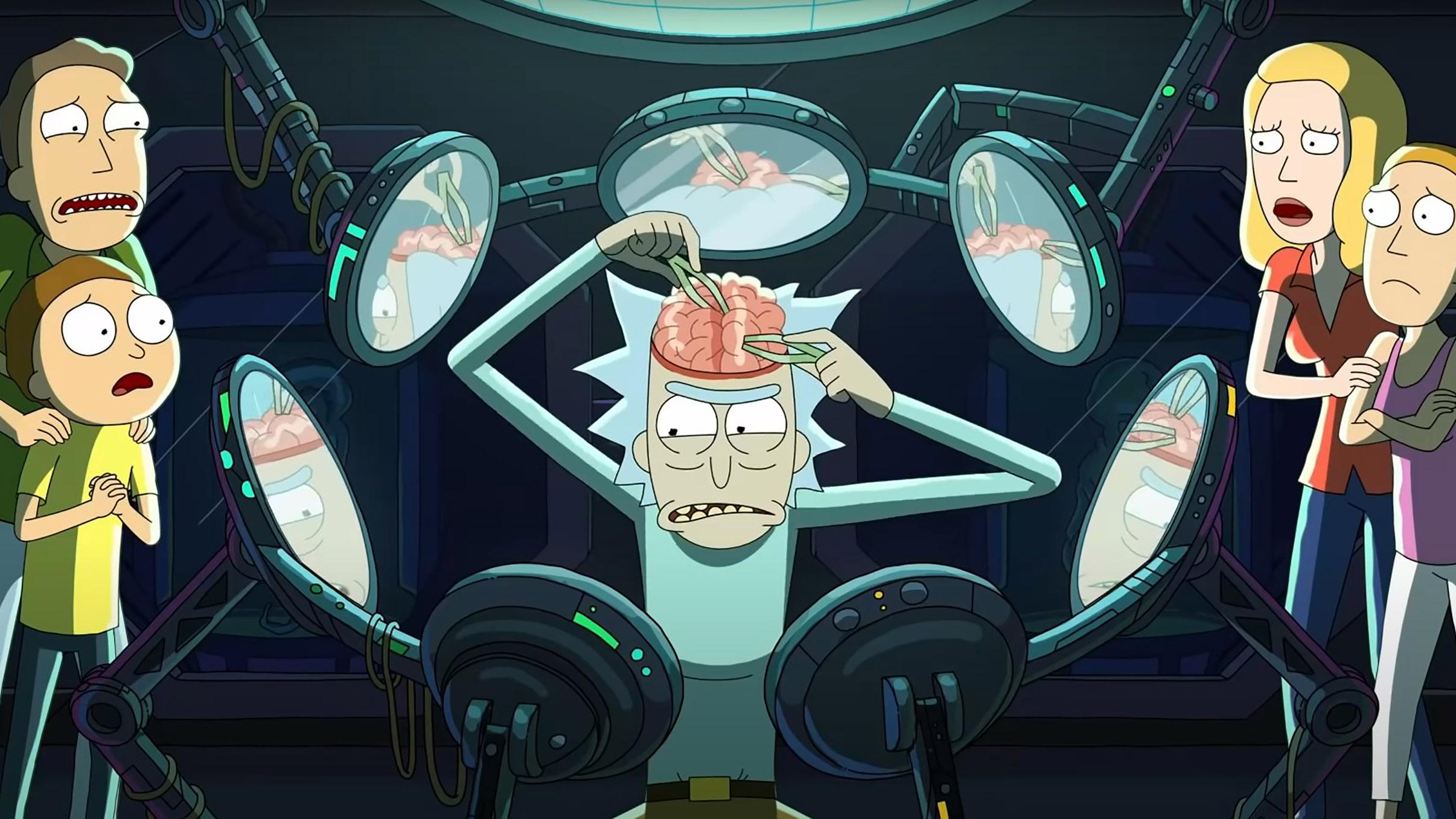 Rick And Morty Toilets 1080p Wallpaper Hdwallpaper Desktop Fondos De Escritorio 4k Personajes De Rick Y Morty Fondos De Pantalla Psicodelicos
