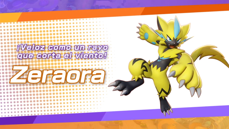 Pokémon Unite: cómo jugar con el Pokémon legendario Zeraora - HobbyConsolas  Juegos