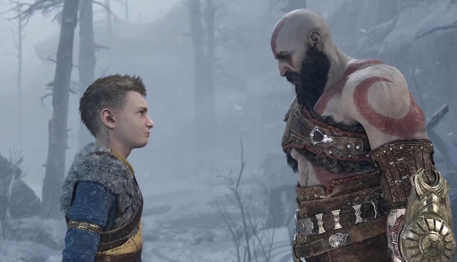 El actor de Kratos en God of War Ragnarok casi renuncia al saber que Cory  Barlog no dirigiría la secuela - HobbyConsolas Juegos