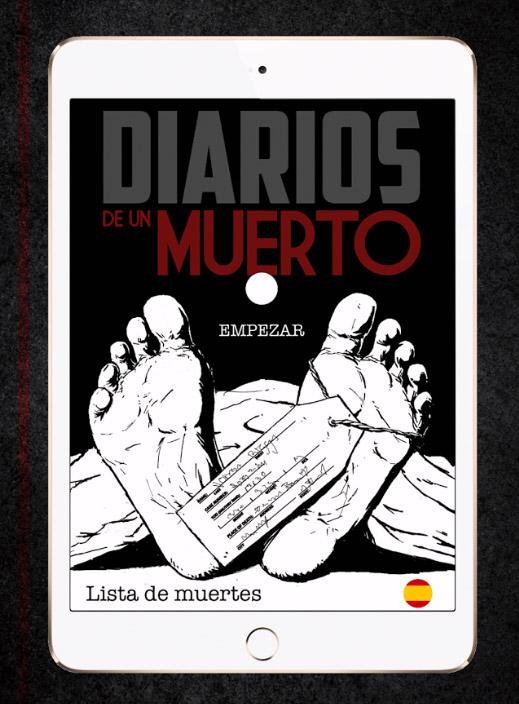 Diarios de un muerto (libro-juego)
