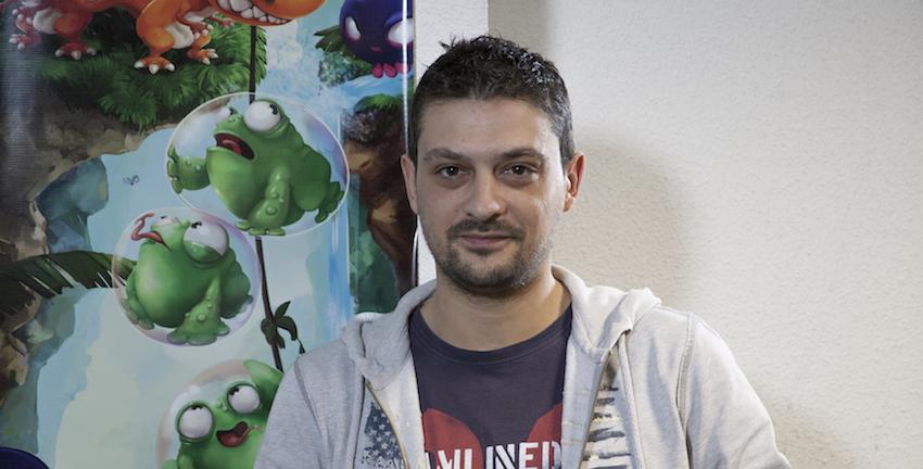 Francisco Javier Soler, Profesor y Director de los Proyectos de los Másters de videojuegos de U-tad