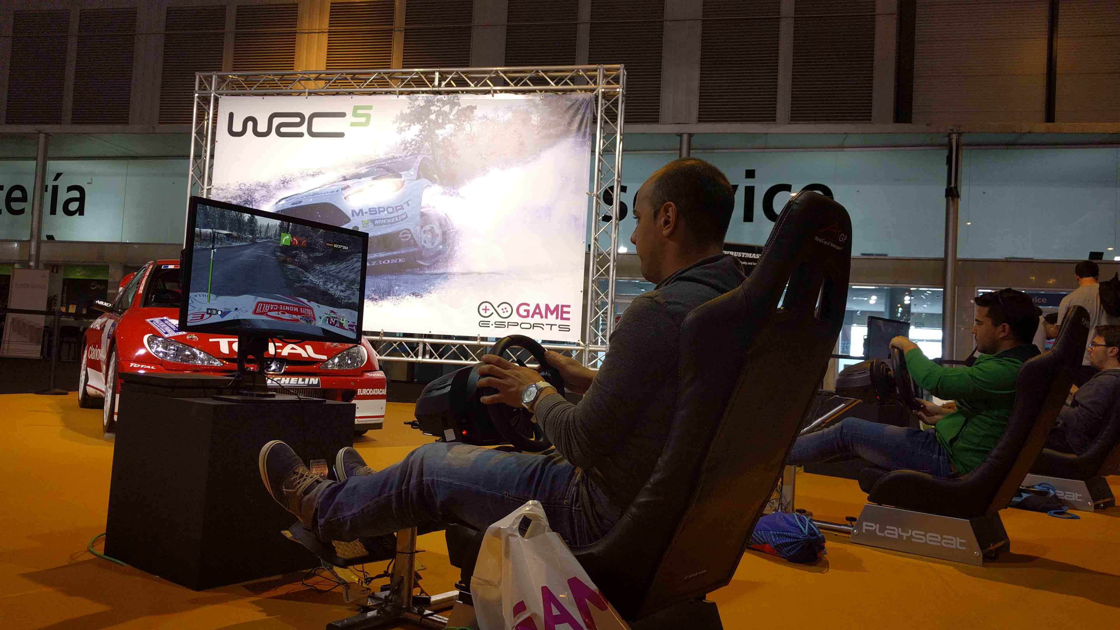 Game.es Madrid AUTO 2016 Game eSports