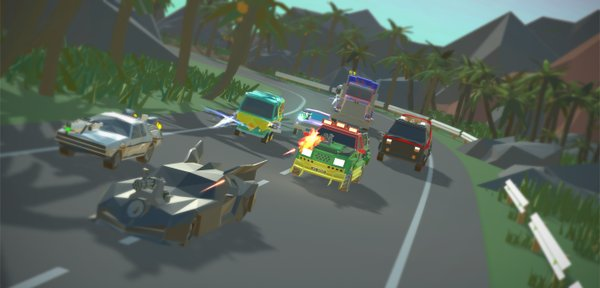 Motor Strike: Immortal Legends nueva imagen 1