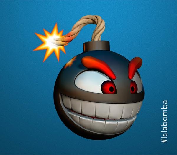 Nuevo diseño de las bombas de IslaBomba