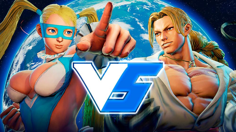 Street Fighter V - Barcelona