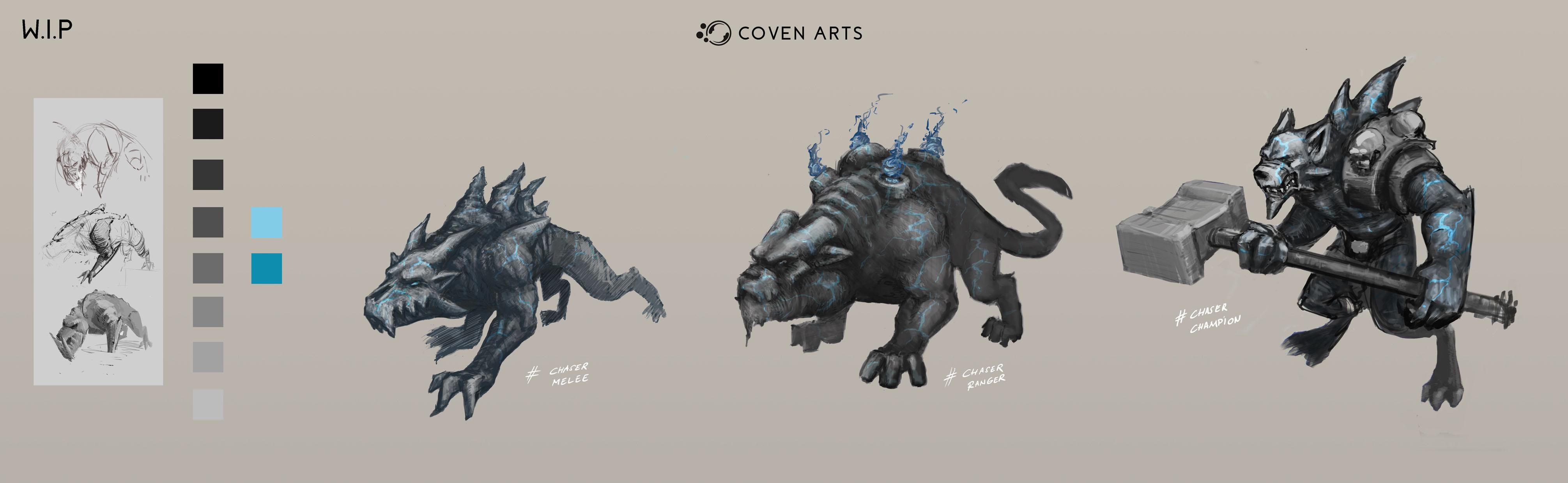 U-tad Coven Arts arte