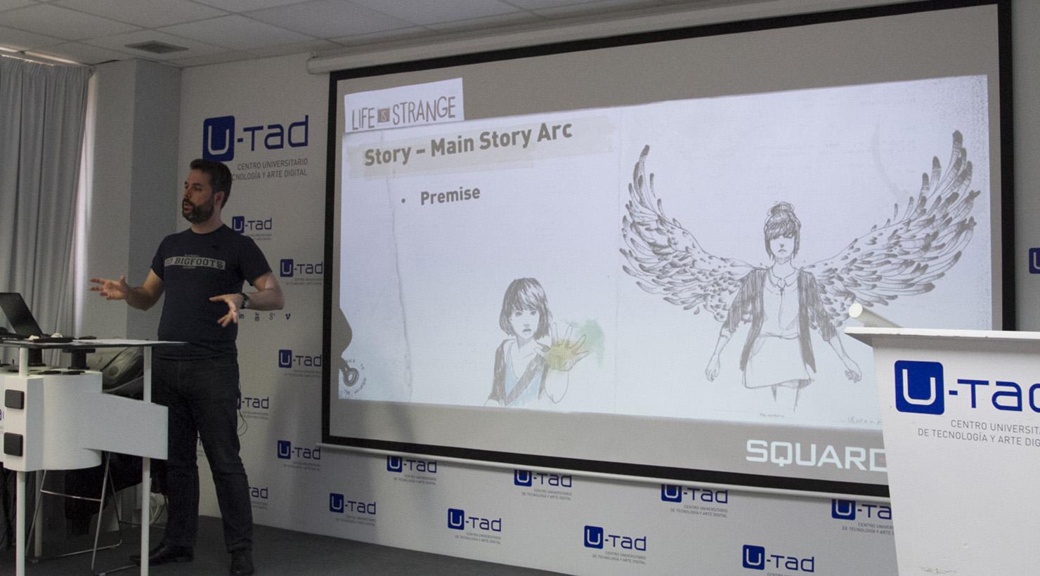 Life is Strange Square Enix U-tad