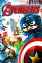 Caratula - Lego Marvel Vengadores