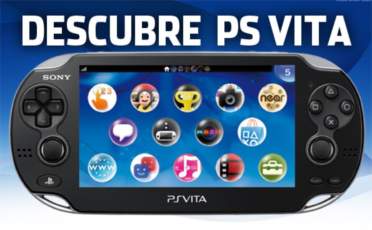 Disfruta con PS Vita desde el primer minuto - HobbyConsolas