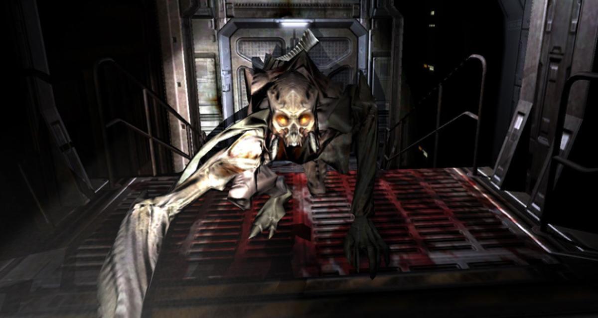 los demonios en doom son de lo mas variado, desde zombies hasta esqueletos armados con armas de alta potencia.