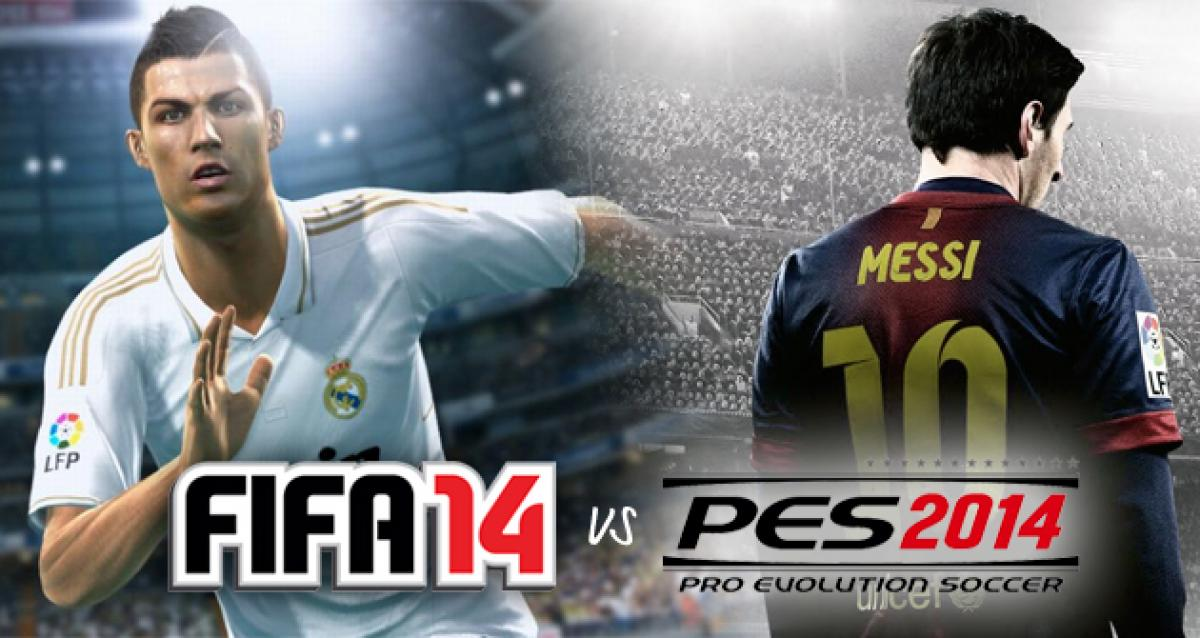 Comparativa De Fifa 14 Y Pro Evolution Soccer 2014