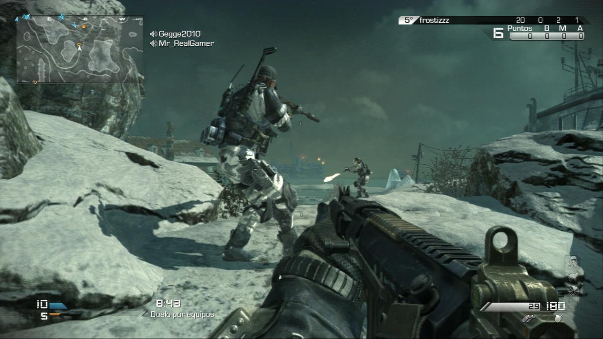 Analisis De Call Of Duty Ghosts Hobbyconsolas Juegos