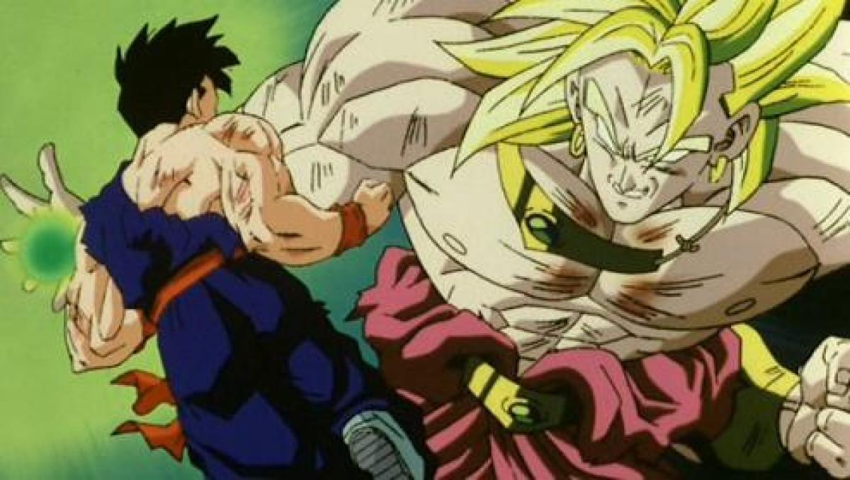 Crítica De Dragon Ball El Regreso De Broly Hobbyconsolas Entretenimiento