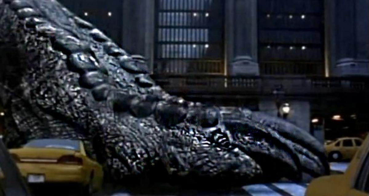 Resultado de imagen para Godzilla 1998