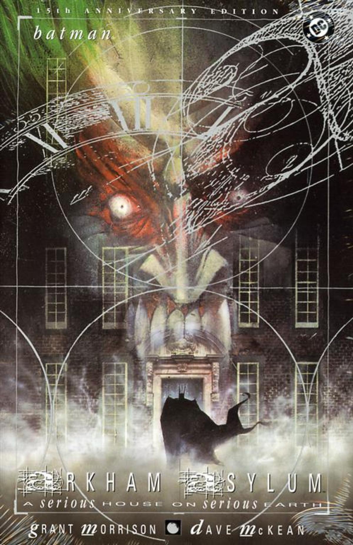 Portadas de cómics 344674-mejores-comics-batman-asilo-arkham-morrison-mckean