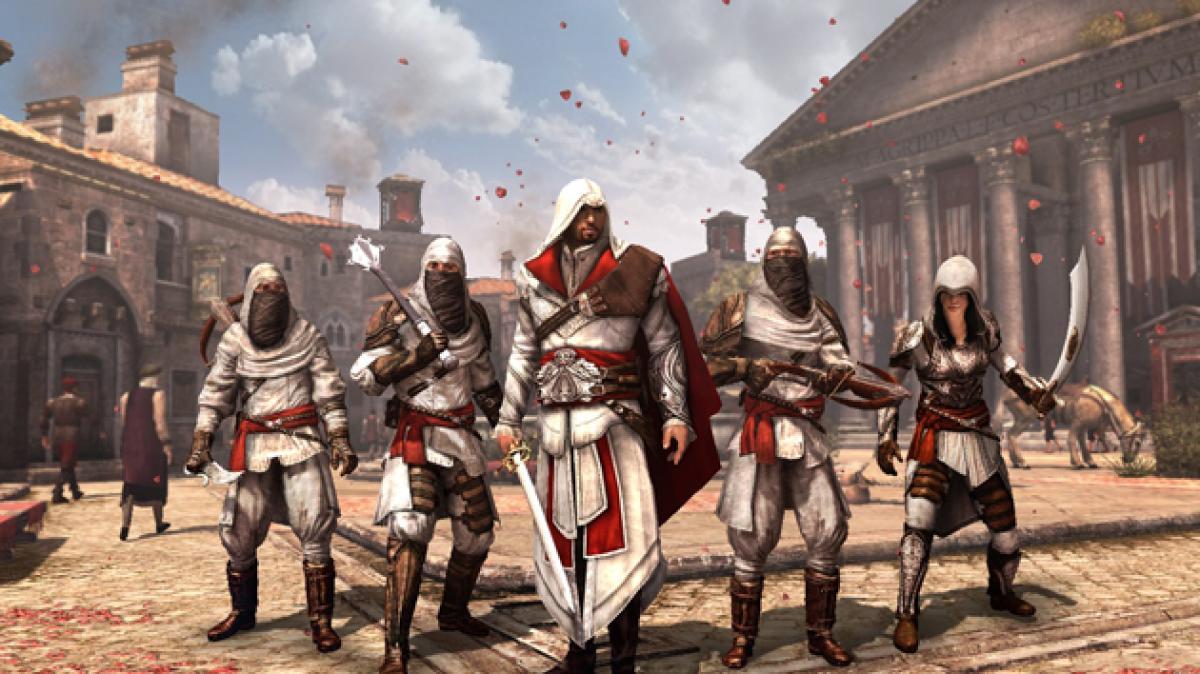 Assassin's Creed La Hermandad - Los glifos - HobbyConsolas Juegos
