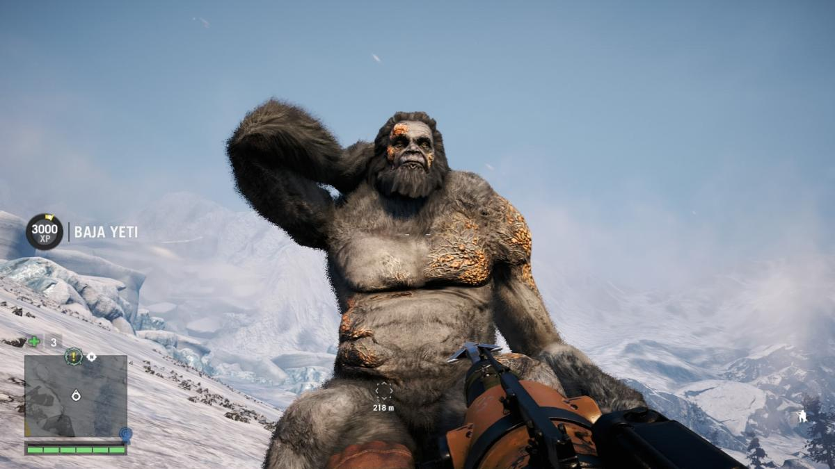 far cry 4 yeti images