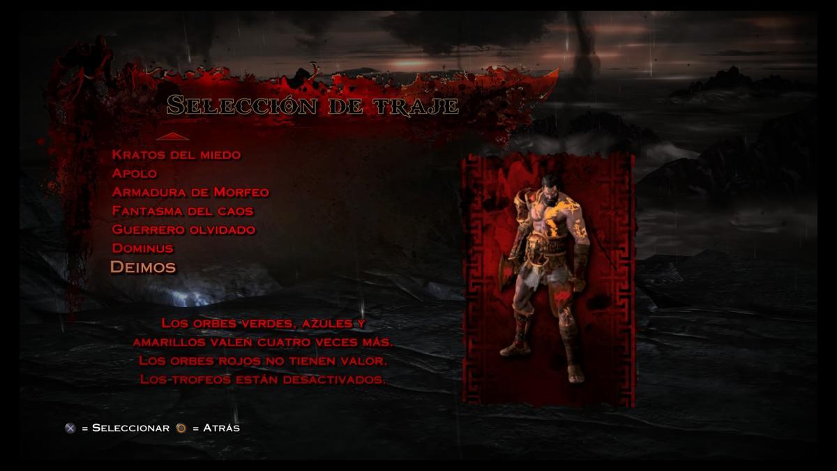 Escorpion Gigante God Of War 3