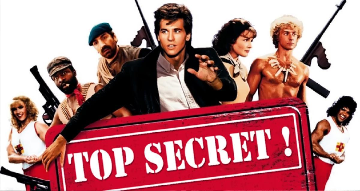 Top Secret Crítica Especial Cine De Los 80 Hobbyconsolas Entretenimiento