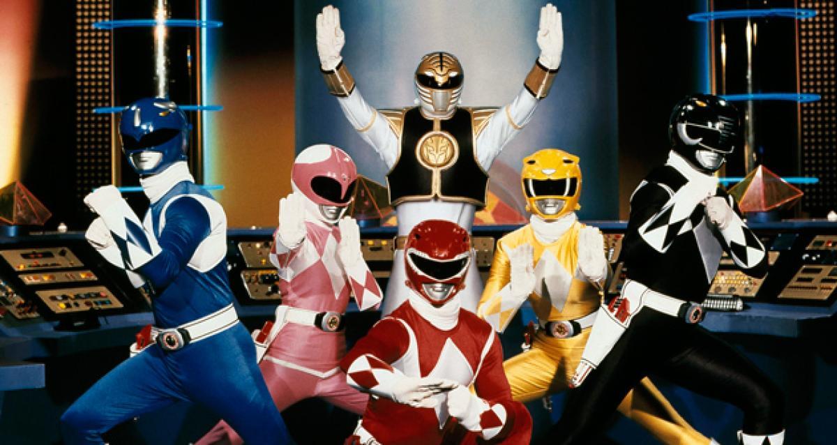 Power Rangers Esta Es Su Historia Hobbyconsolas Entretenimiento