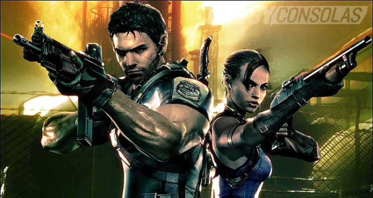 Resident Evil 5 Para Ps4 Y Xbox One Fecha De Lanzamiento