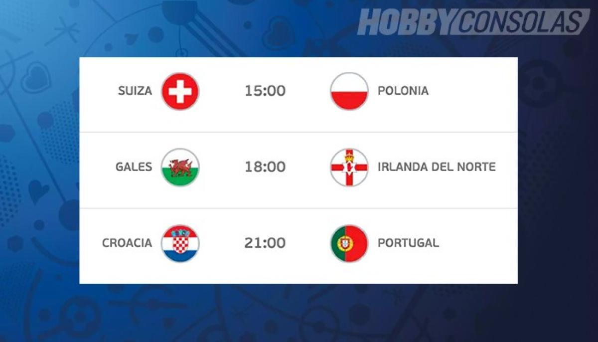 Cómo Ver Online Gratis El Gales Irlanda Del Norte Y Suiza Polonia De Octavos De La Eurocopa 2016 Hobbyconsolas Entretenimiento