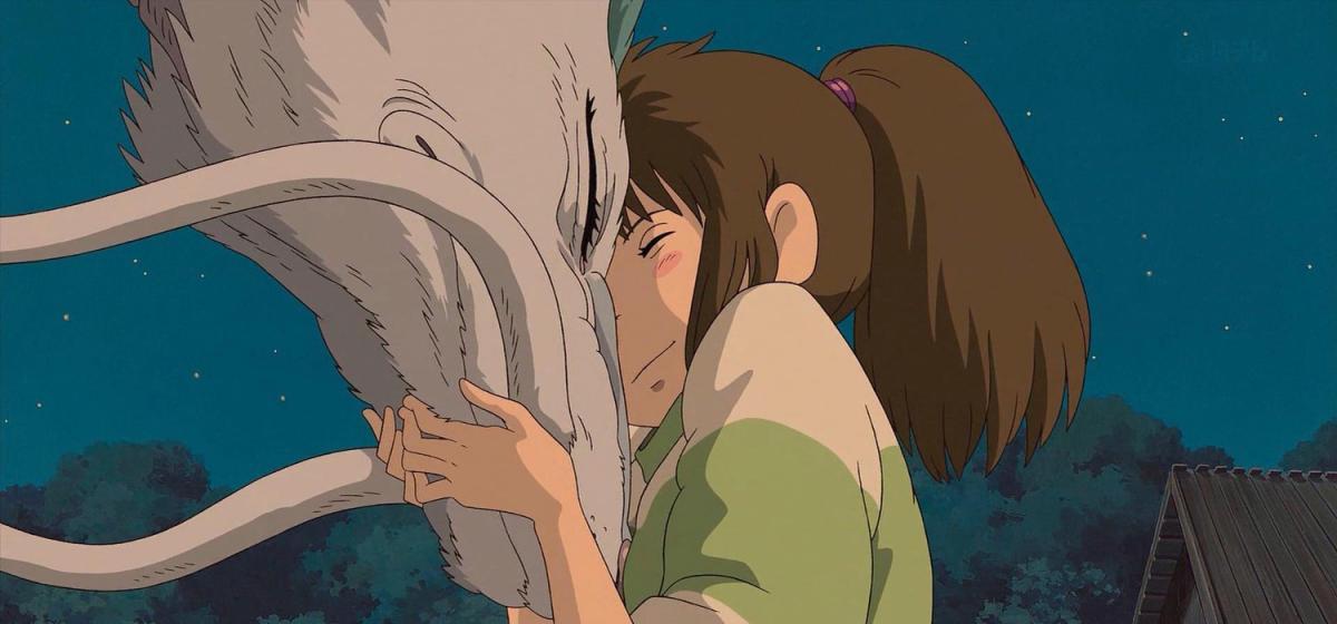 El Viaje de Chihiro - Crítica de la película de Hayao Miyazaki - HobbyConsolas Entretenimiento