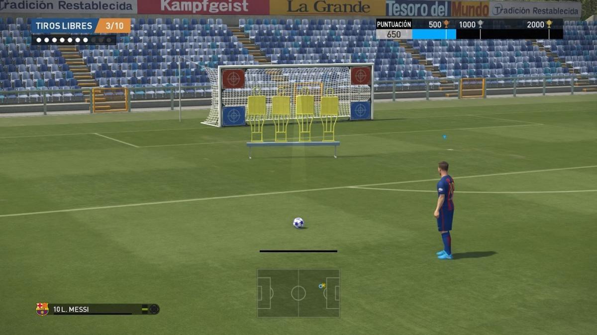 Pes 2017 Análisis Del Juego De Fútbol Para Ps4 Xbox One Y