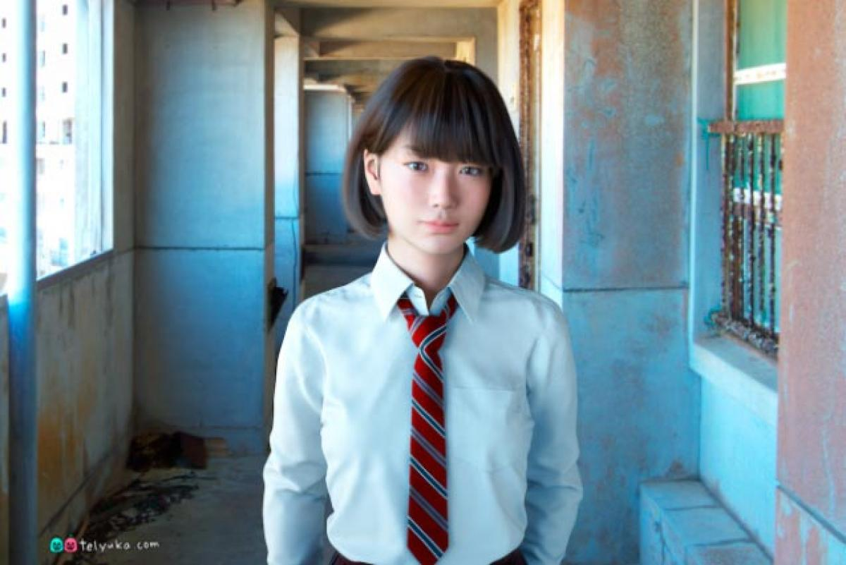 Asiatica Mas Guapa Porno saya, la niña japonesa virtual que parece real