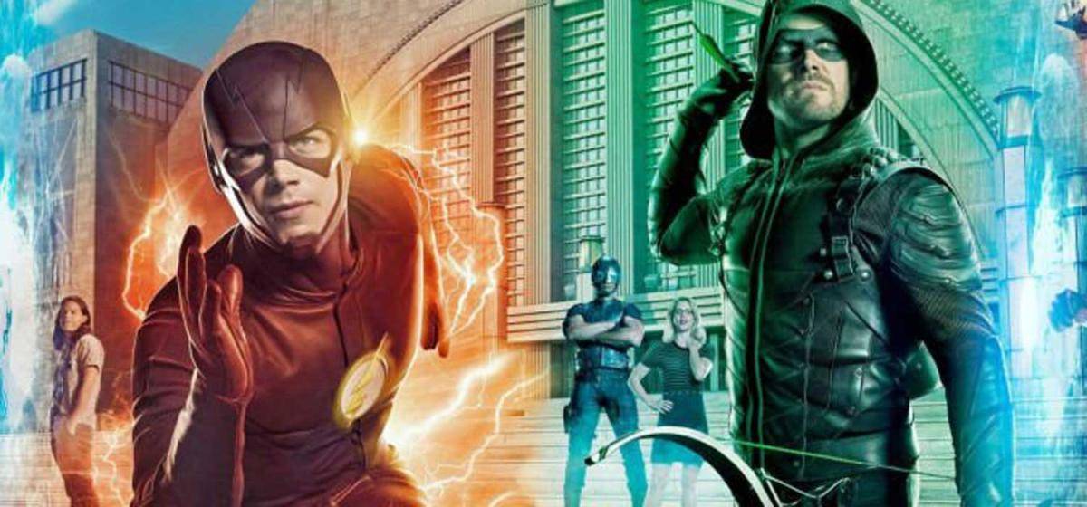 Invasion Crítica Del Crossover De Flash Arrow Supergirl Y Legends Of Tomorrow Hobbyconsolas Entretenimiento