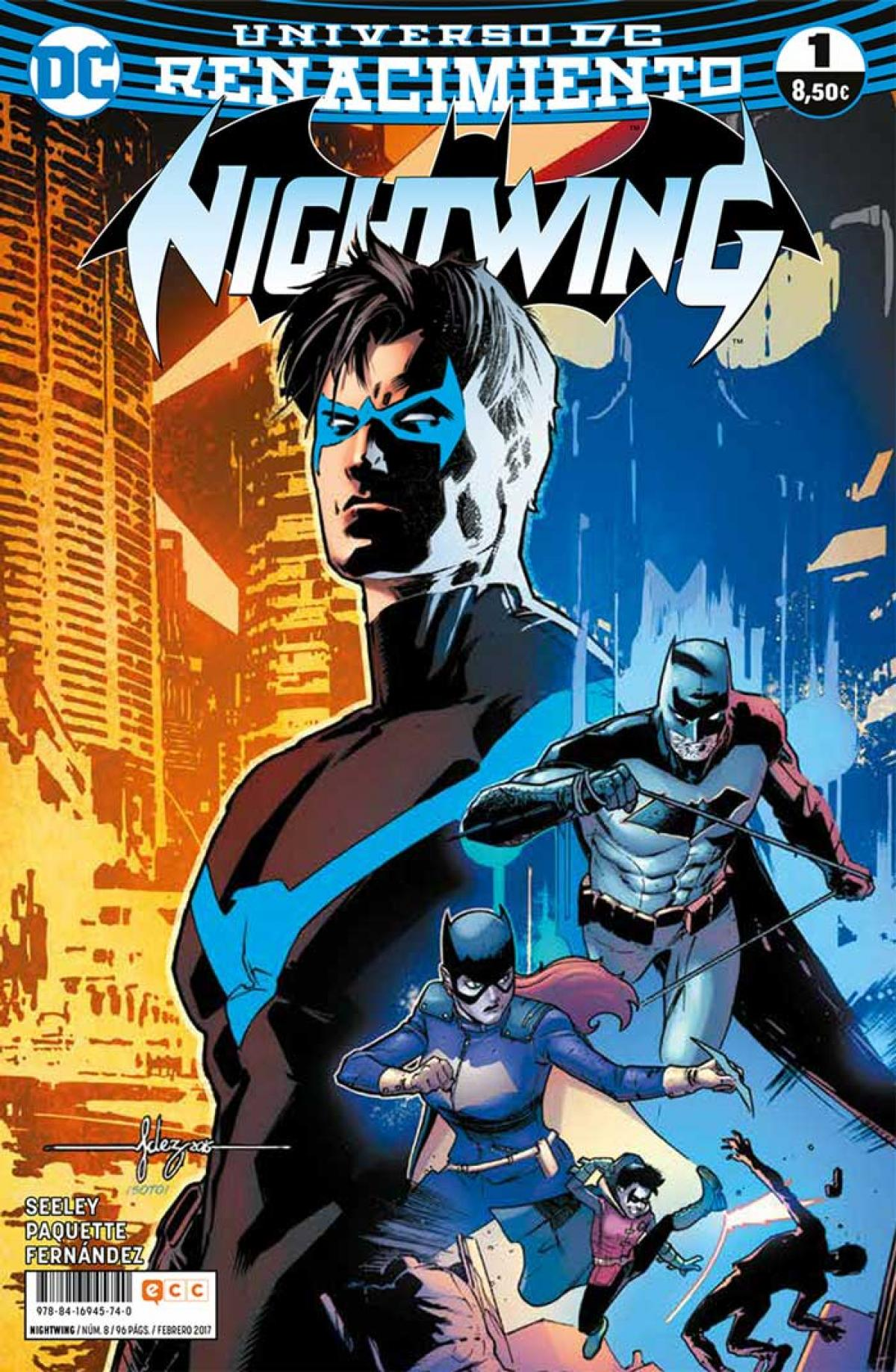 Nightwing Quién Es El Superhéroe De La Nueva Película De Warner Y Dc Hobbyconsolas Entretenimiento
