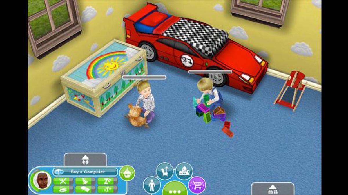como tener muchos bebes en los sims free play