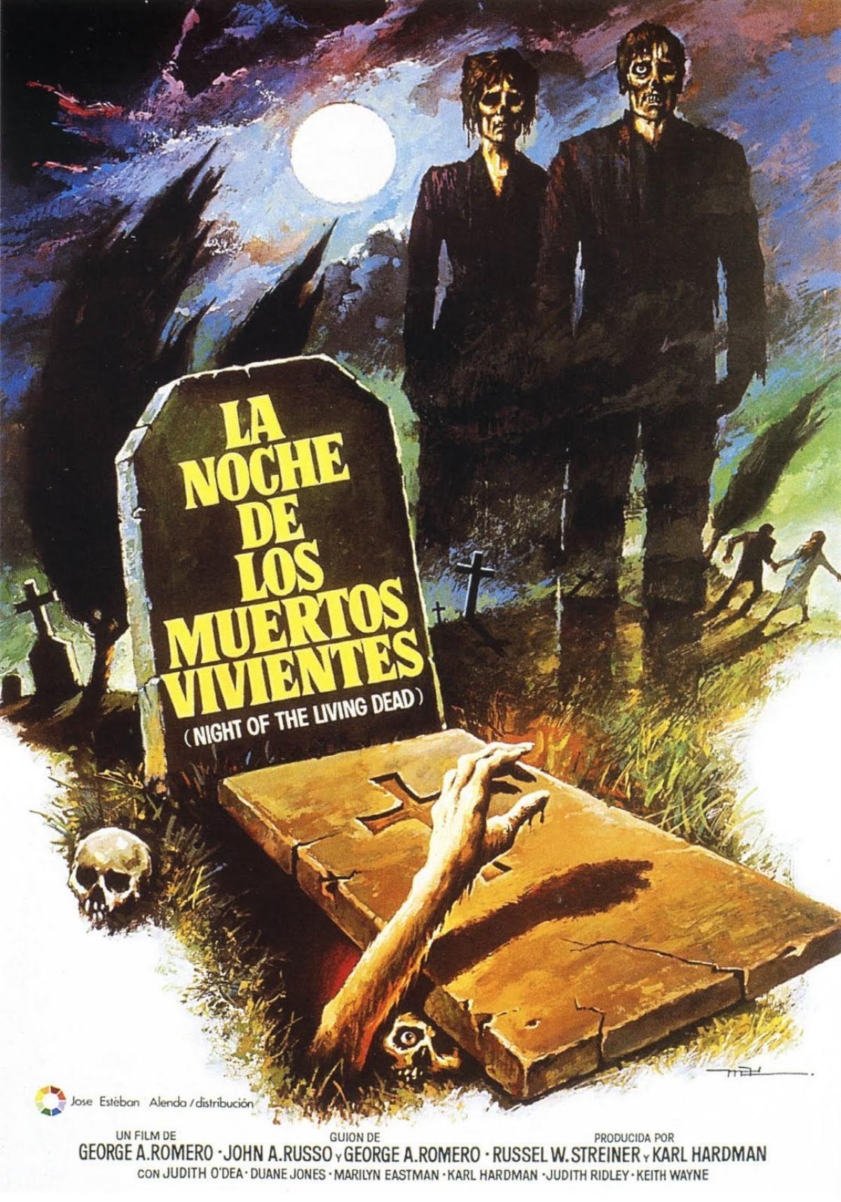 La Noche De Los Muertos Vivientes 1968 Críticas Noticias Novedades Y Opiniones Películas En Hobbyconsolas