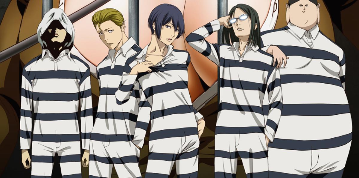 El anime Prison School llega a España en septiembre - HobbyConsolas  Entretenimiento
