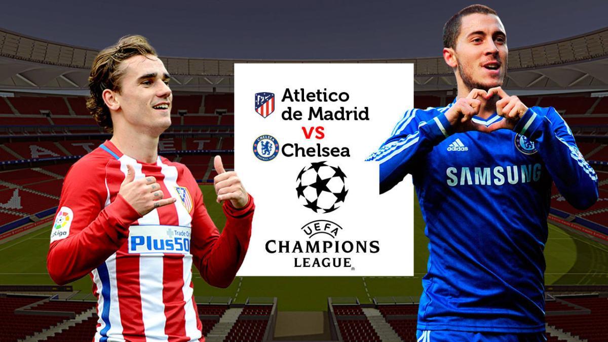 Atl U00e9tico De Madrid Vs Chelsea C U00f3mo Ver En Directo Por