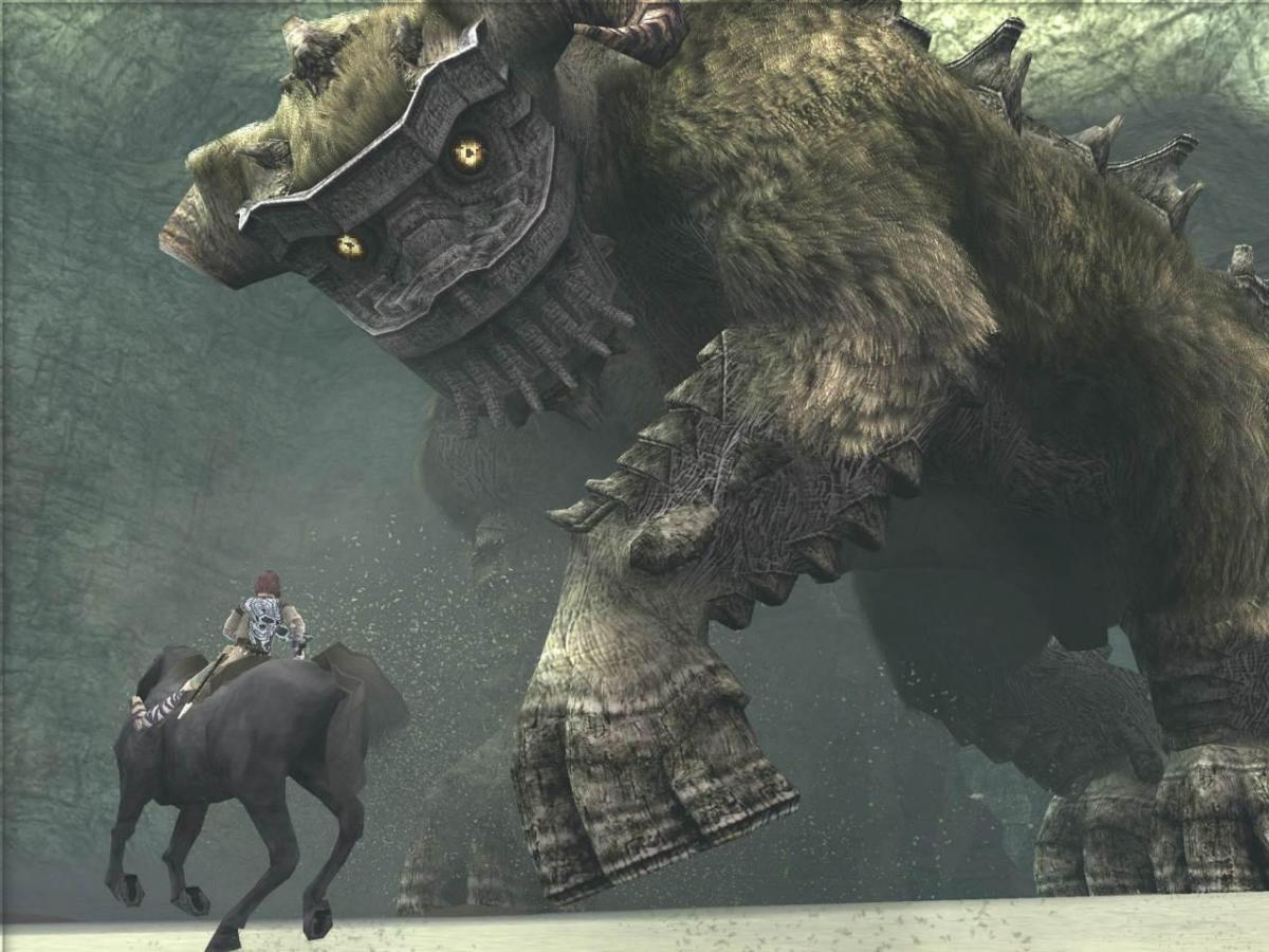 Resultado de imagen de shadow of the colossus ps2